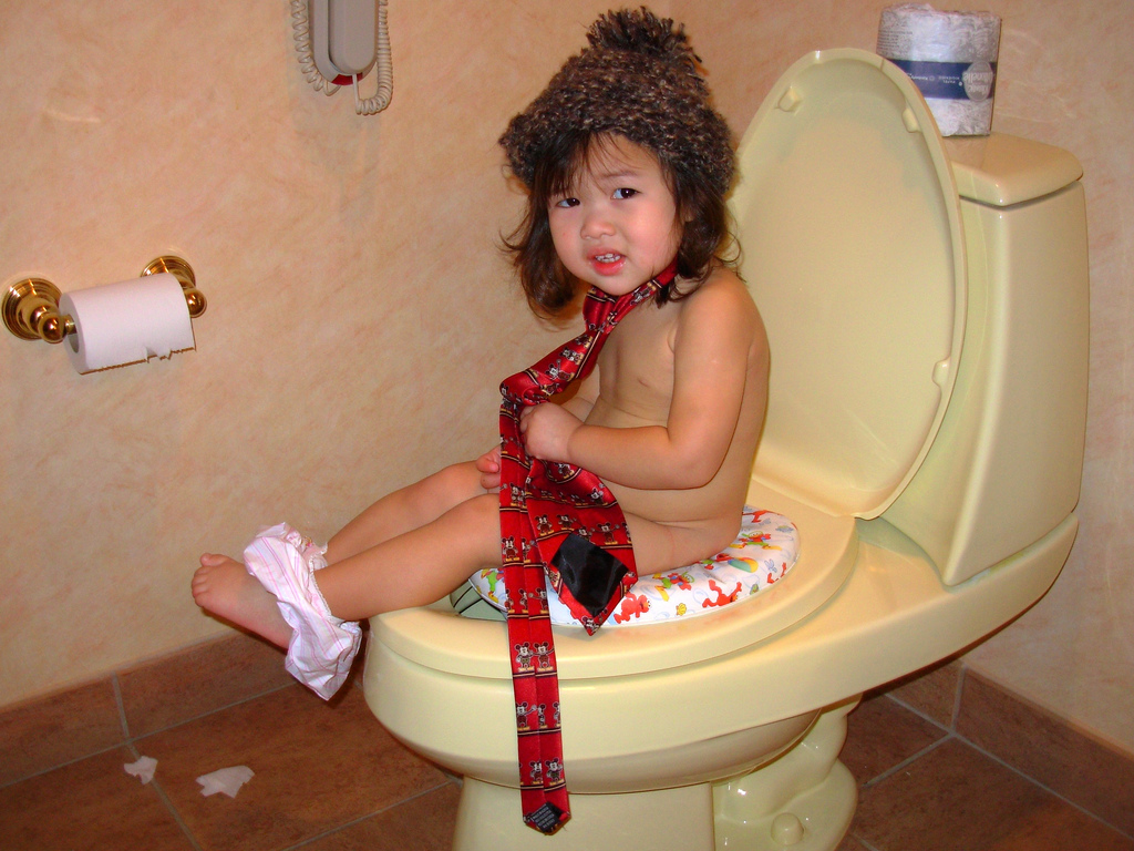 When Is Child Ready To Potty Train Free Potty Training