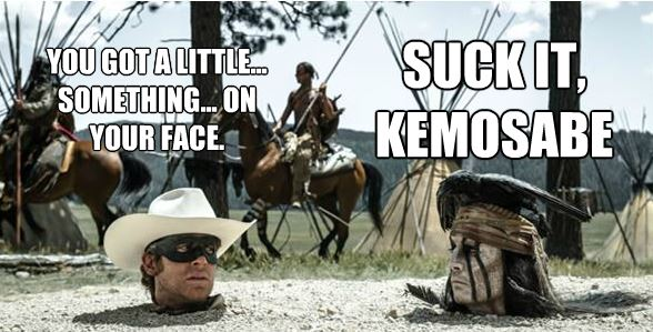 Lone Ranger 2 the lone ranger the komplexified script komplexify!,The Lone Ranger Meme